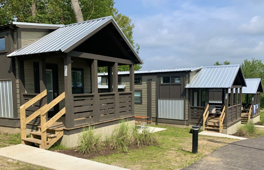 Camp Cedar Hickory Cottages