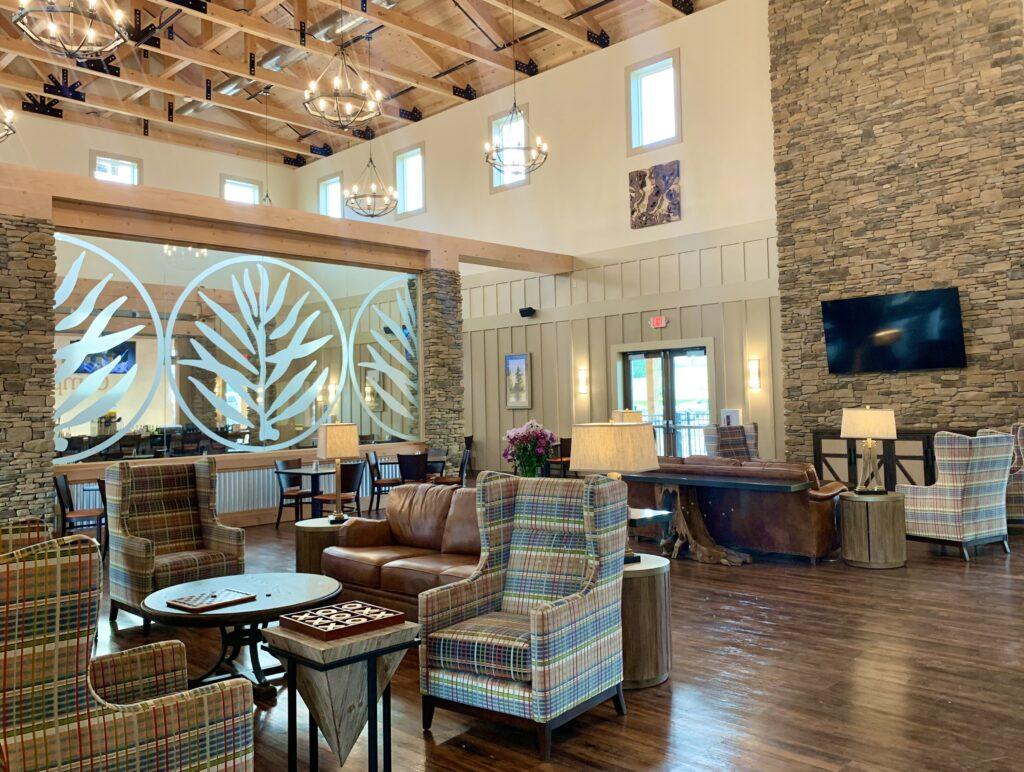 Camp Cedar Hornbeam Lodge