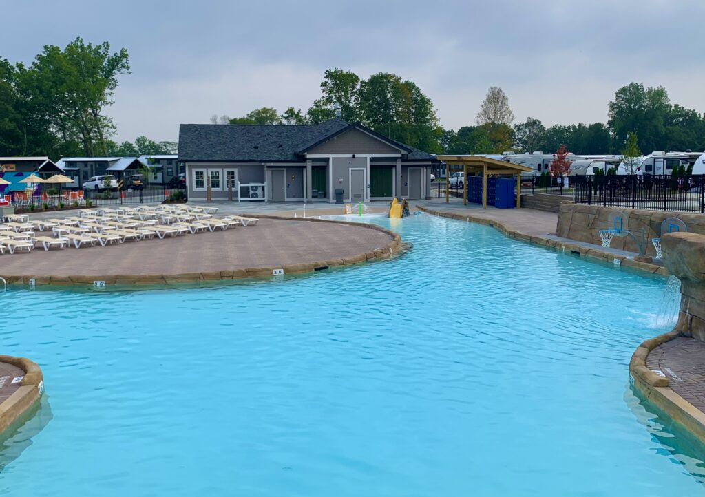 Camp Cedar Main Pool