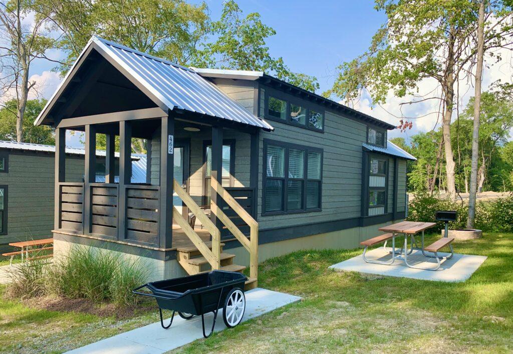 Camp Cedar Hickory Cottage