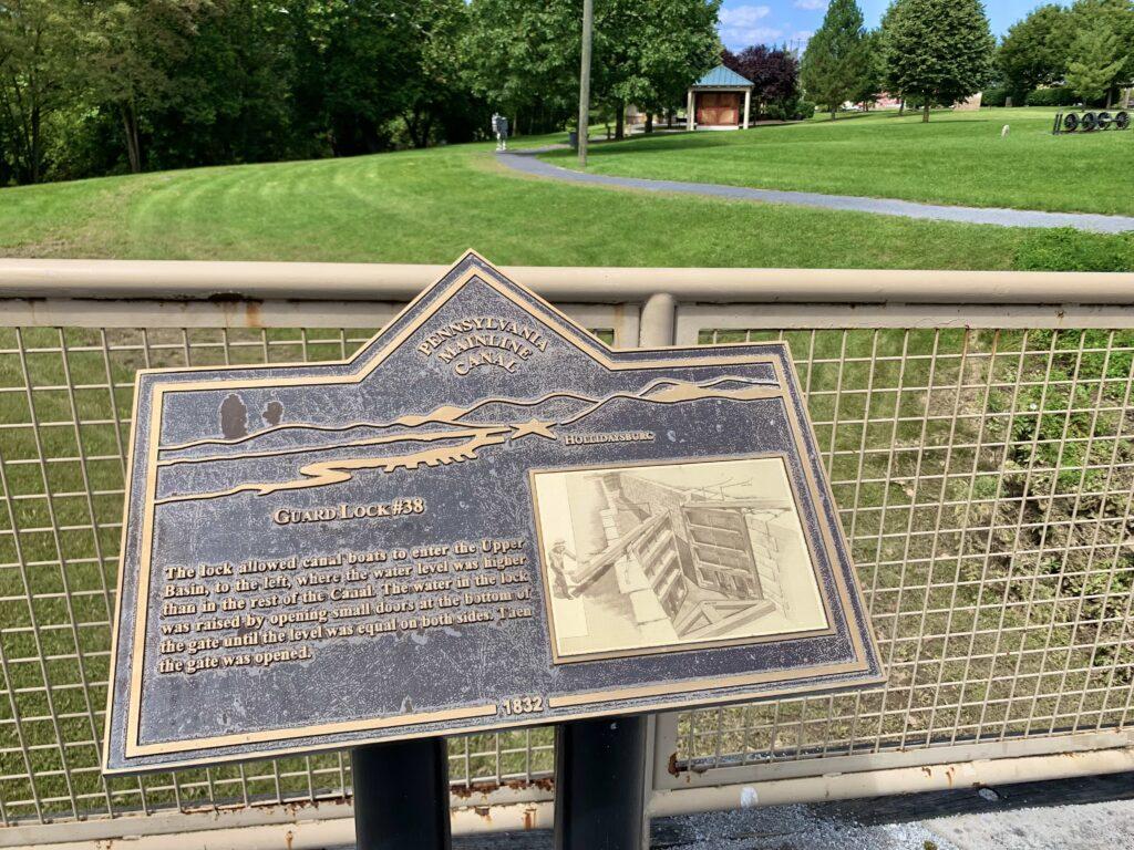 Canal Basin History