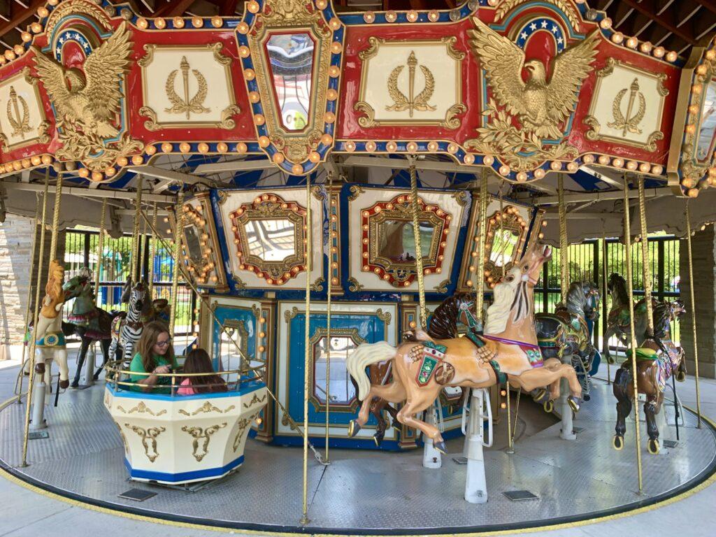 Clemyjontri Park Carousel