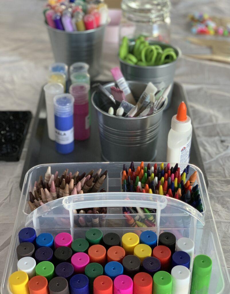 Keystone Kidspace Crafts
