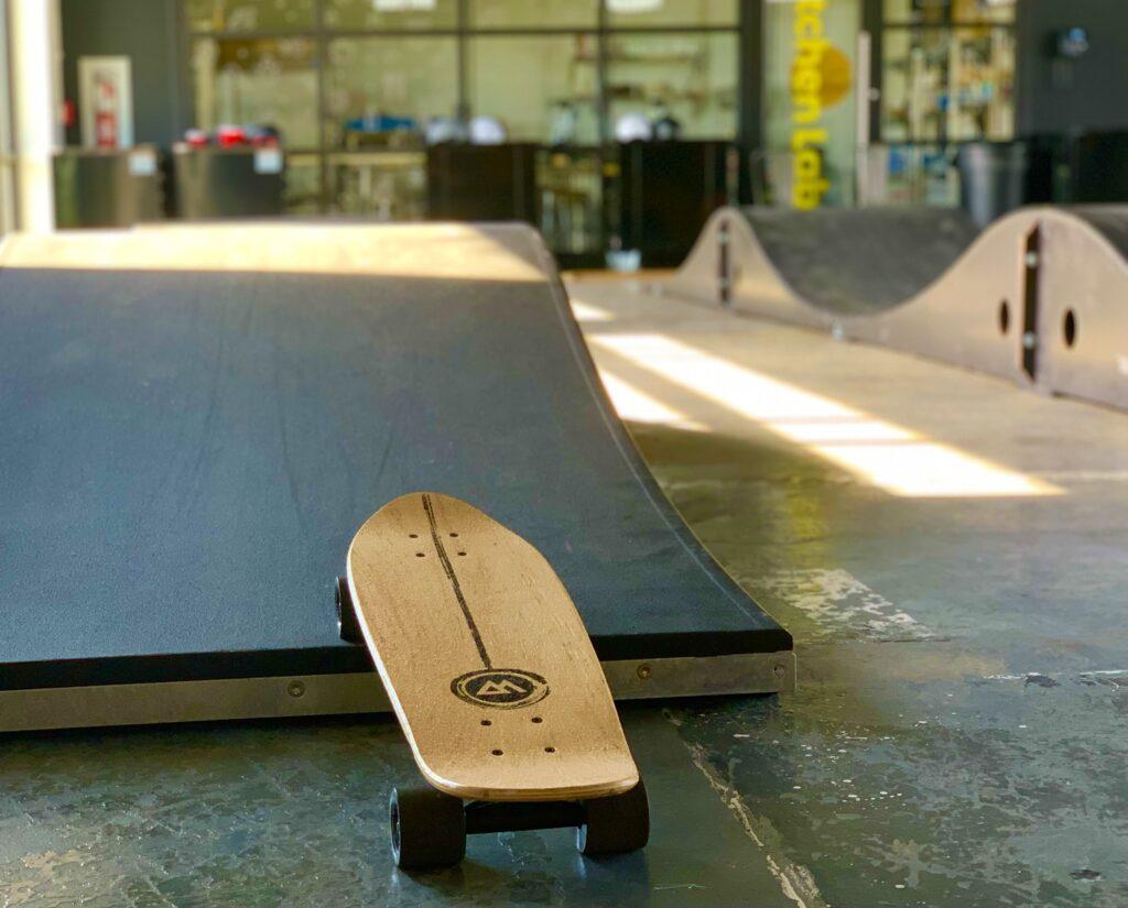 Keystone Kidspace Skateboard