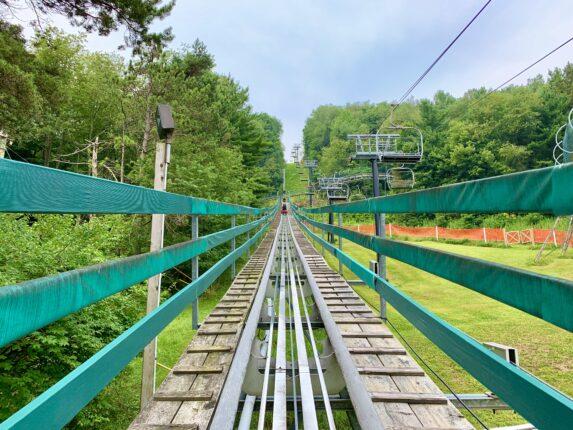 Wisp Mountain Coaster